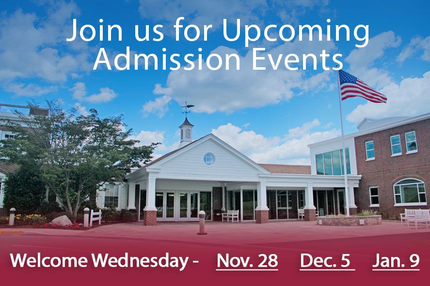 Register for Fall Admissions Events