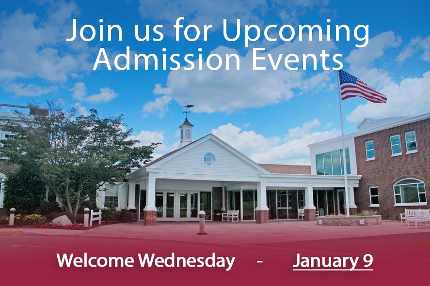 Register for Admissions Events