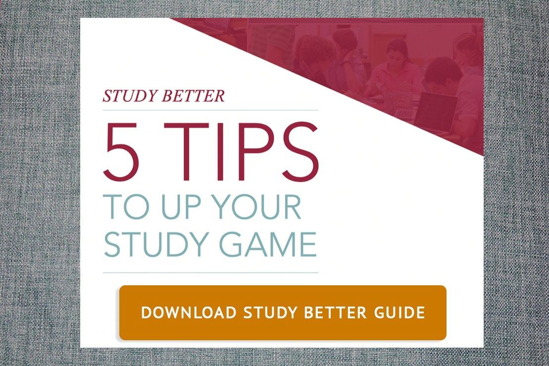 Download our Study Better Guide
