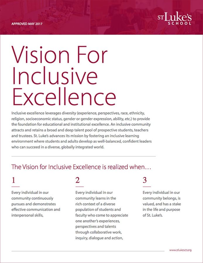 Download St. Luke's Vision for Inclusive Excellence