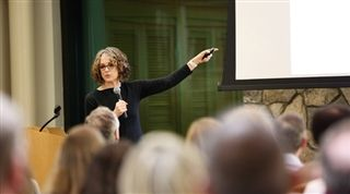 Parents' Association Hosts Speaker Dr. Robin DiAngelo