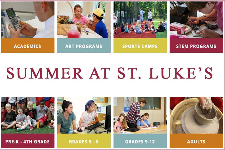 Summer at St. Luke's