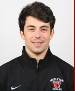 Alex Kamisher '13 won the Squash National Championship with Wesleyan