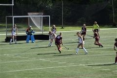 Varsity Field Hockey remain undefeated at home this season after a 2-0 win over Westover