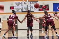 St. Luke's Girls Basketball had a very busy week with four games in five days