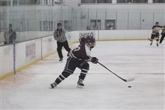 St. Luke's Varsity Hockey face The Harvey School in the FAA semi-final on Thursday, February 22