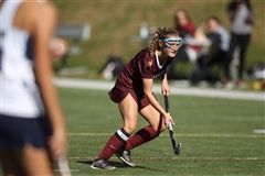 Hannah Haden '18 was one of five St. Luke's Varsity Field Hockey players to receive awards from the National Field Hockey Coaches Association