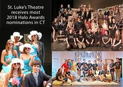 St. Luke's Theatre gets 21 nominations.