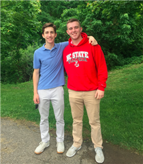 Jack Quinn '19 and Noah Bailey '19 ran a successful 3v3 basketball tournament for charity