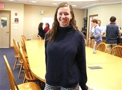 St. Luke's Tierney Schiff '19 profiled in The Sentinel