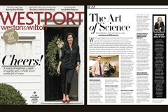 St. Luke's featured in Westport Magazine