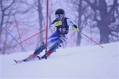 Phoebe Kurth '20 has had an excellent start to the season for St. Luke's Ski team.