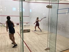 St. Luke's Varsity Squash is competing in the 2019 Head U.S. High School Team Squash Championships.