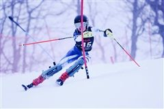 St. Luke's ski racer Phoebe Kurth qualified for Team CT for the third time
