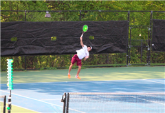 St. Luke's Boys Tennis has enjoyed a good start to the season