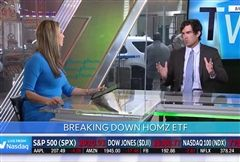St. Luke's alumnus Alex Pettee '09 launches HOMZ, new ETF