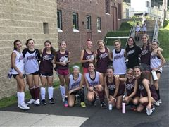 The St. Luke's Field Hockey team is excited for the new season