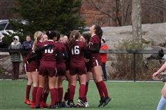 St. Luke's Girls Varsity Soccer expects to be competing for honors again this season