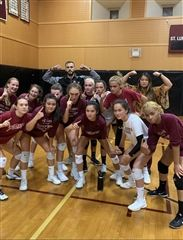 St. Luke's Volleyball is implementing a new style of play this season