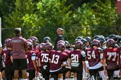 St. Luke's Football is excited to join the Evergreen League this year