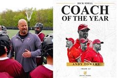St. Luke's Boys Varsity Lacrosse Head Coach Andy Towers named PLL 2019 Coach of the Year