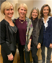 Carolyn Woodberry, Kathleen Murphy, Michelle Riley, and Christine Seaver.