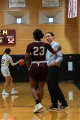 St. Luke's Girls Varsity Basketball coach was named NEPSAC Coach of the Year.