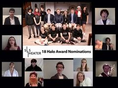 The SLS Theater received 18 Halo Award nominations for its outstanding work