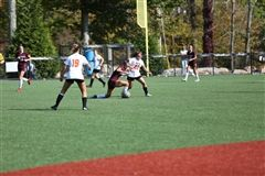St. Luke's Girls Soccer travels to Greeenwich Academy on Saturday, October 17