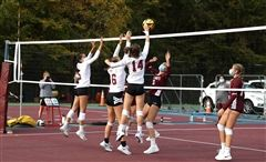St. Luke's athletics enjoyed a perfect fall day with all six fall sports competing against Greenwich Country Day School