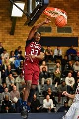 St. Luke's alum Walter Whyte '17 and Jonas Harper '18 continue to impress on and off the court