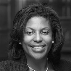 Lynnette Jackson Crenshaw '93, Chair of the Board of Trustees