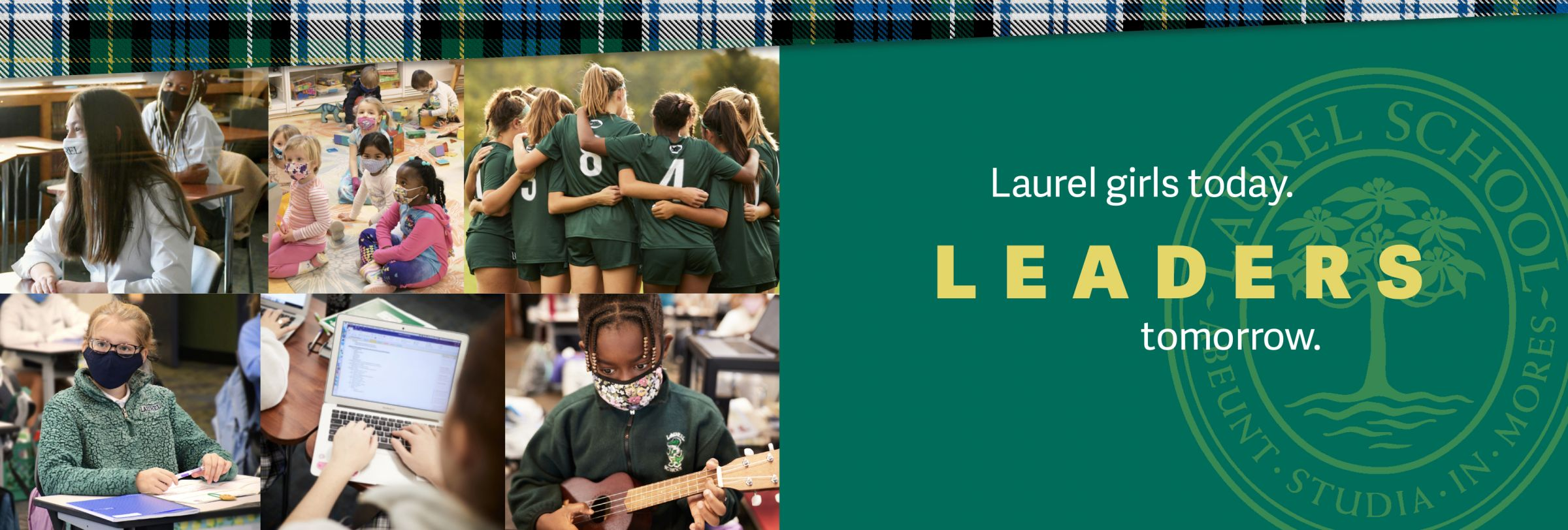 Laurel's All-School Open House is Saturday, April 17, 2021