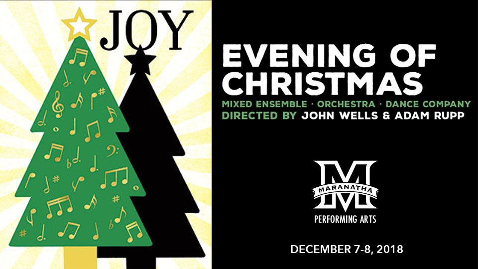 "Evening of Christmas: ""Joy"""