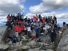 Senior Mountain Day 2019