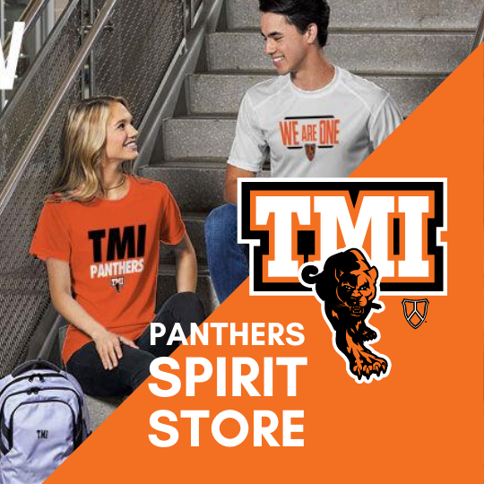 Panthers Spirit Store