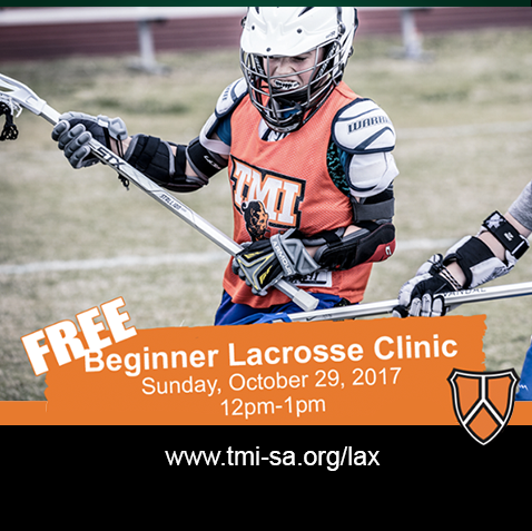 Beginner Lacrosse Clinic