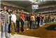 Valero Alamo Bowl scholarship recipients are recognized during the first quarter of the Dec. 29, 2016, game in the  Alamodome. They will receive a total of $575,000, tops among all 40 bowls in local scholarship giving.
