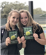 Girls Doubles Champions