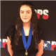 TMI junior Jordan Bell earns gold medal for harp solo
