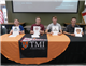 TMI Episcopal athletes (from L to R): Hill, Dullnig, Rupe, Austin