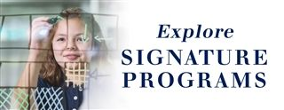 Signature Programs Homepage Button
