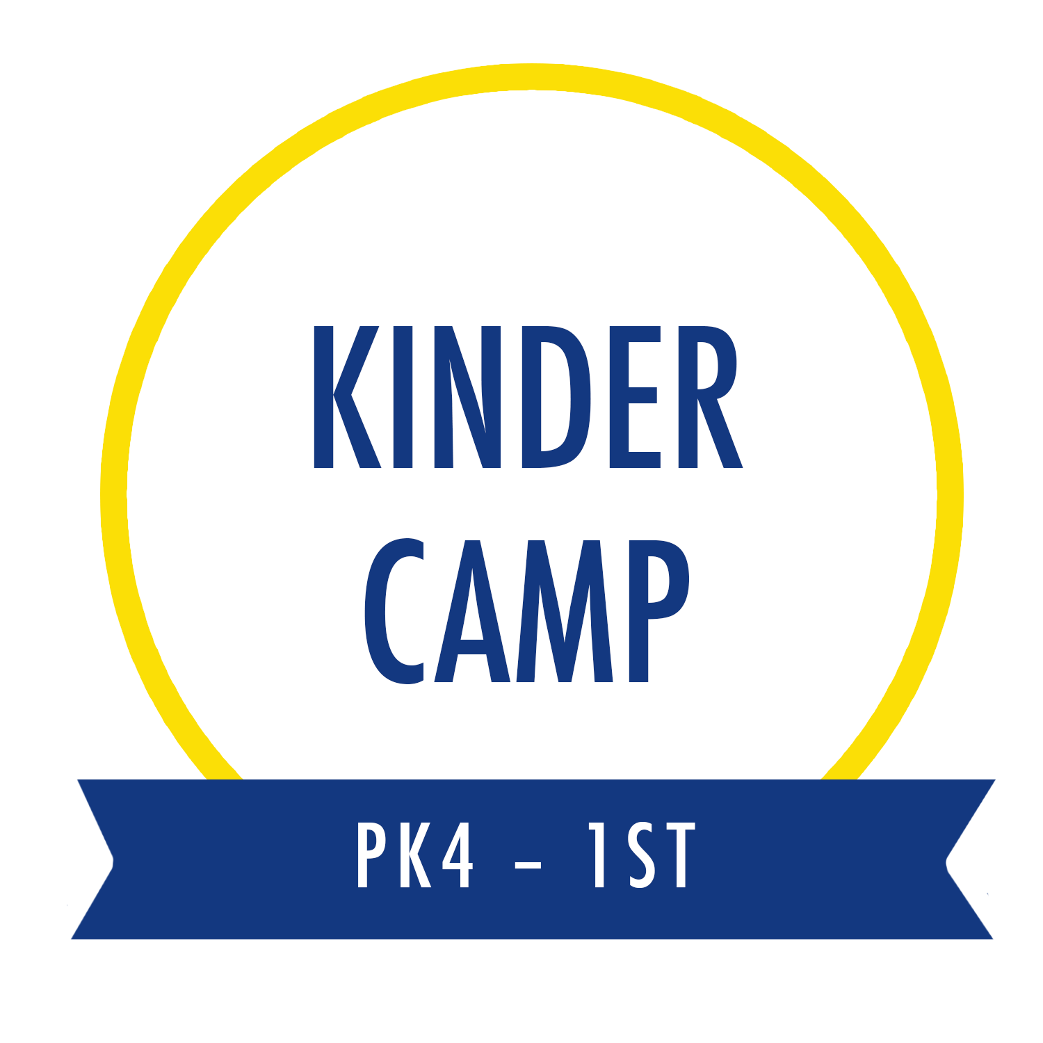Kinder Camp (PK4-1st)