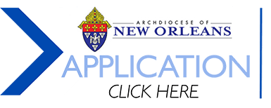 Archdiocese Application