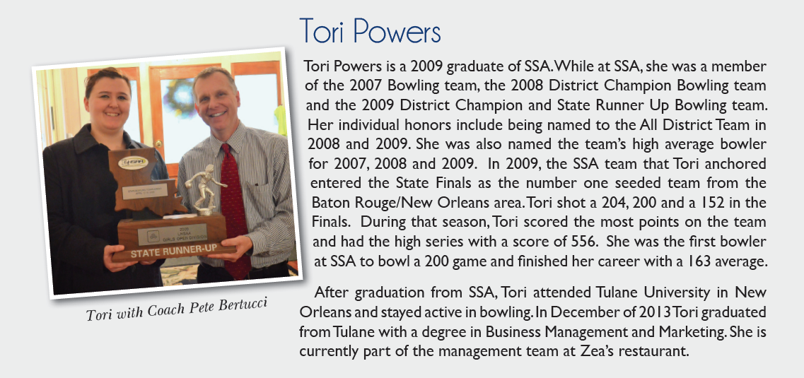 Inductee 2015: Tori Powers