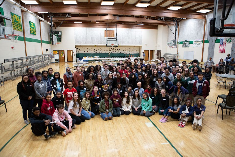 More than 80 students attended the Student Diversity Leadership Conference 2020